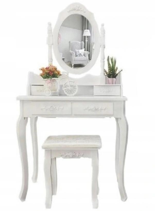 Toaletný stolík Furnide