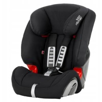 Britax Römer Evolva 1-2-3 Plus 2018 cosmos black