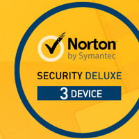 Norton Internet Security Deluxe 3 PC / 1 rok